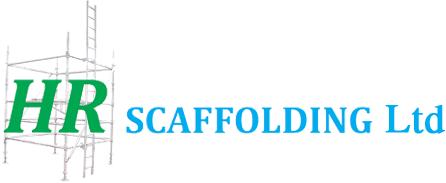 HR Scaffolding Logo